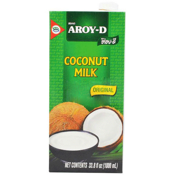 Aroy-D Coconut Milk - 1000mL