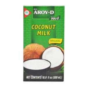 Aroy-D Coconut Milk - 500mL