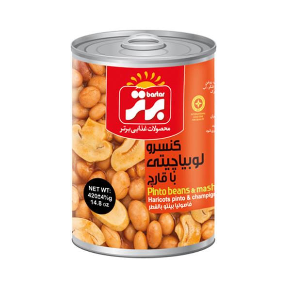 Baked Beans & Mushrooms - 420g