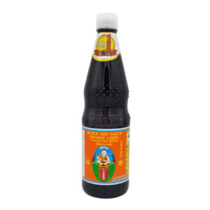 Healthy Boy Black Soy Sauce (Orange Label) - 940g