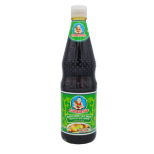 Healthy Boy Black Sweet Soy Sauce Green Label - 950mL