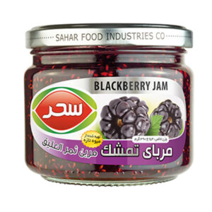 Blackberry Jam - 390g