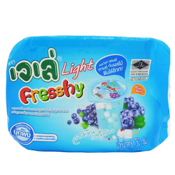 Blueberry Jelly - 6*125g
