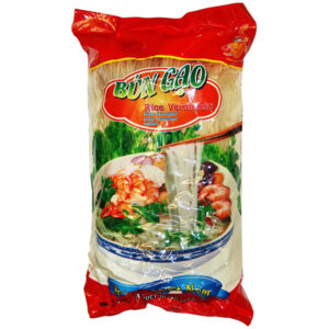 Bun Gao Rice Vermicelli 1mm - 400g