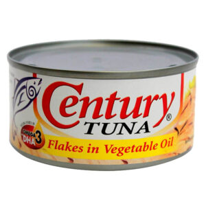 Century Tuna Flakes in Vegetable Oil - 180g
