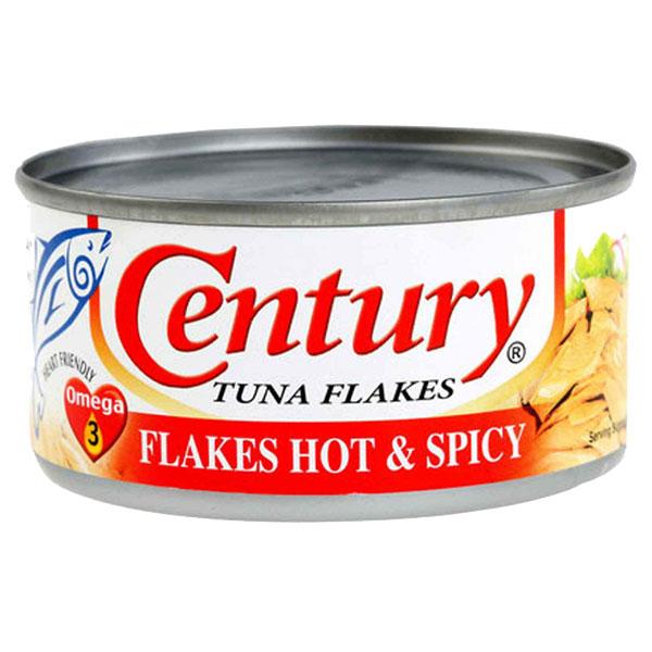 Century Tuna Hot & Spicy - 180g