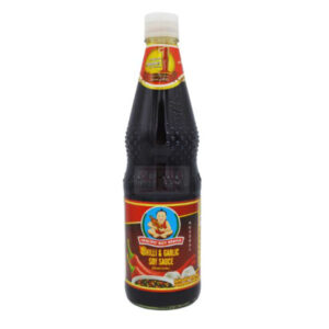 Chilli & Garlic Soy Sauce - 700mL