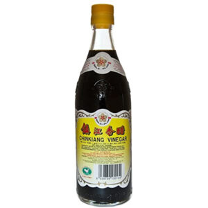 Chinkiang Black Vinegar - 550mL