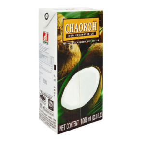 Chaokoh Coconut Milk - 1000mL