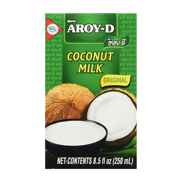 Aroy-D Coconut Milk - 250mL