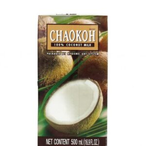 Chaokoh Coconut Milk - 500mL