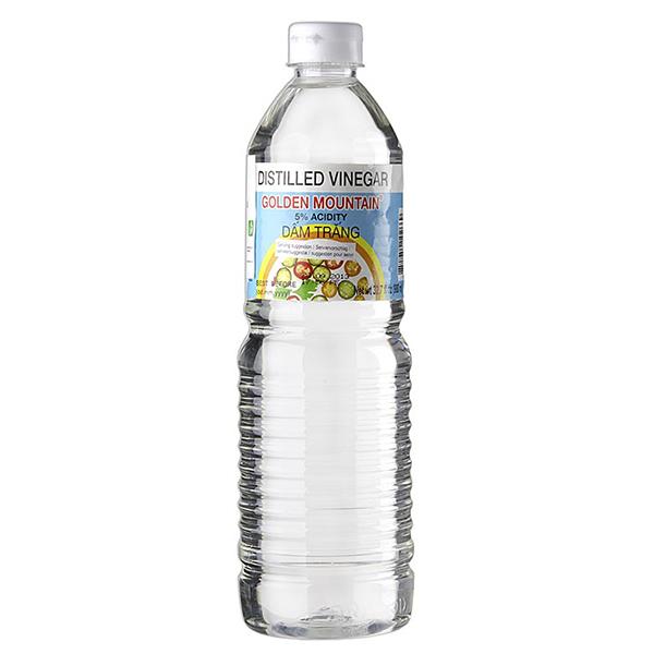 Golden Mountain Distilled Vinegar 5% - 1000mL