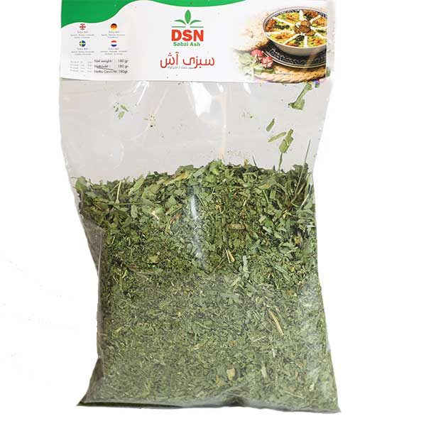 Dried Mixed Herbs (Aash) - 180g