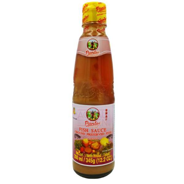 Fish Sauce (Ground Preserved Fish) - 300mL