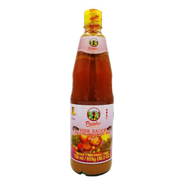 Fish Sauce (Ground Preserved Fish) - 730mL