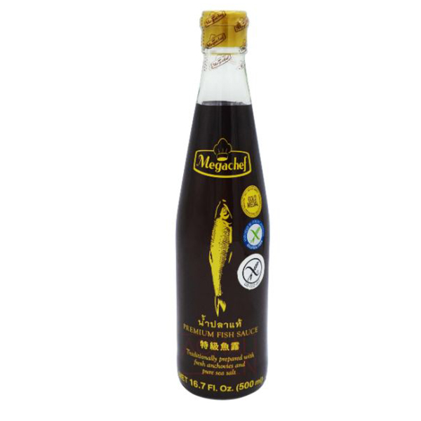 Megachef Fish Sauce Premium Original - 500mL