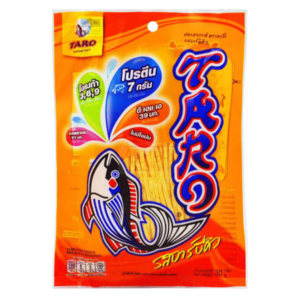 Taro Fish Snack Bar-B-Q - 30g