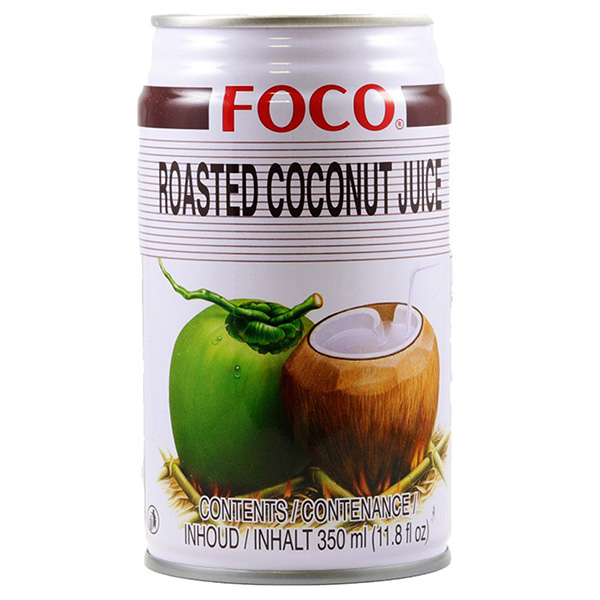 Foco Roasted Coconut Juice - 350mL