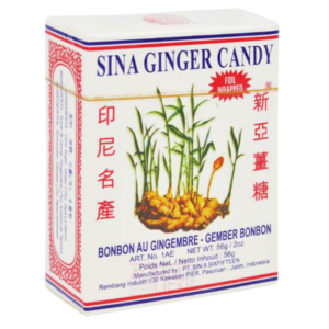 Original Ginger Candy - 56g
