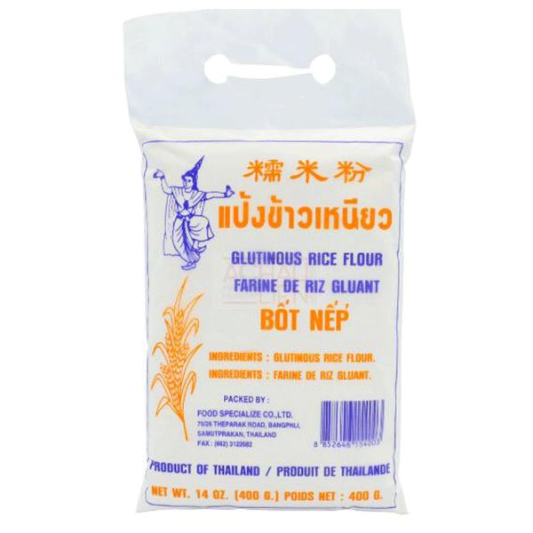 Glutinous Rice Flour - 400g