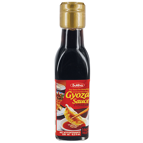 Gyoza Soy Sauce Hot (For Dumpling) - 235mL