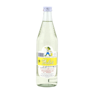 Hales Blue Boy White Mali Syrup - 710mL