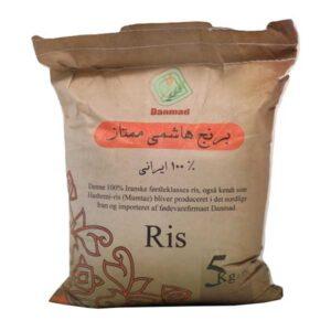 Hashemi Rice (Grade A) - 5kg
