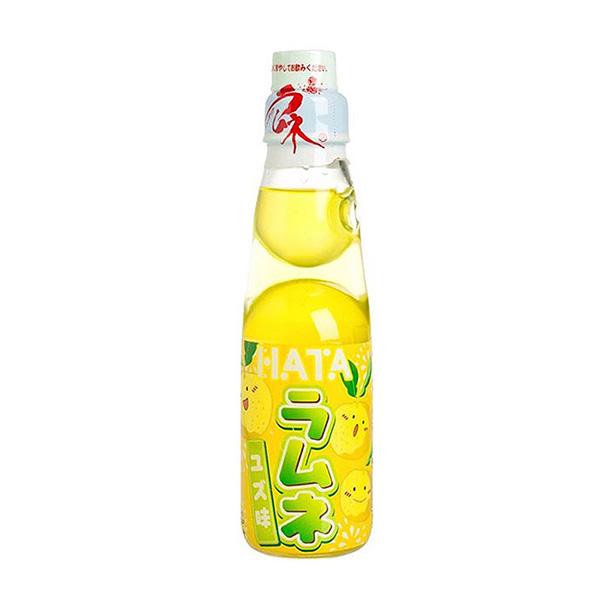 Hatakosen Ramune Pineapple - 200mL