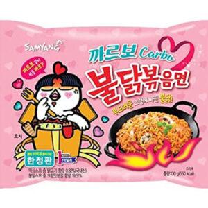 Hot Chicken Carbo Ramen - 130g