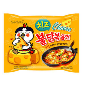 Hot Chicken Flavor Ramen Cheese - 140g