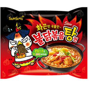 Hot Chicken Flavor Ramen Stew - 145g
