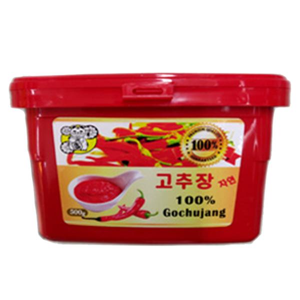 Hot Pepper Paste (Gochujang) - 500g