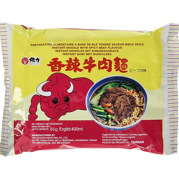 Instant Noodle Beef Flavour - 85g