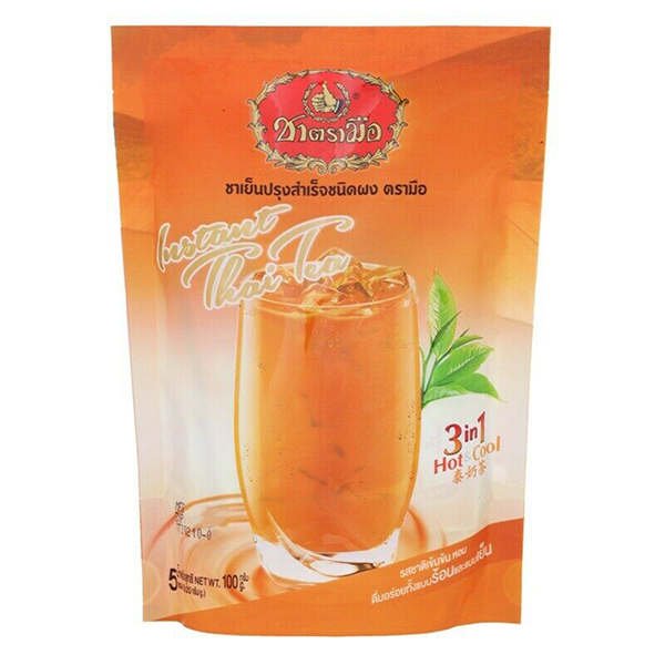 Instant Thai Tea 3 In 1 - 100g