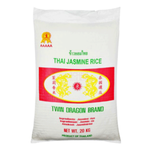 Jasmine Rice 5A SUPERB - 20kg