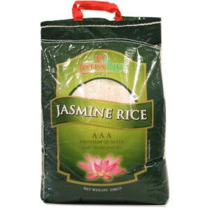 Jasmine Rice Lotus - 10kg