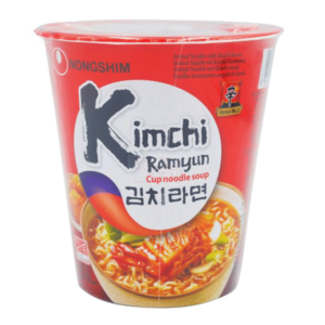Kimchi Ramyun Cup Noodle - 75g