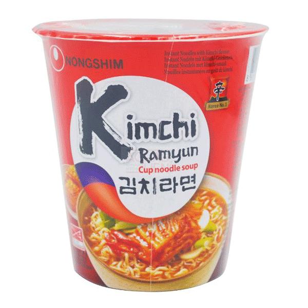 Kim Chi Cup Noodle - 75g