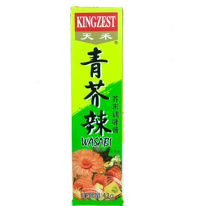 Kingzest Wasabi Paste Tube - 43g