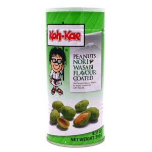 Koh-Kae Peanuts Nori Wasabi Flavor - 230g