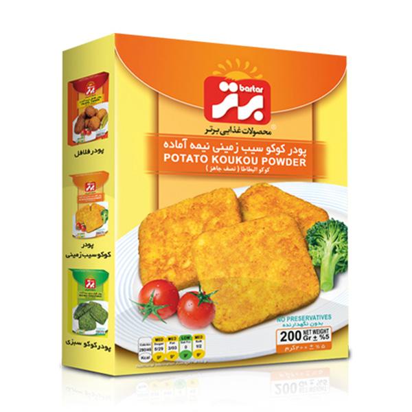 Kuku Potato Powder - 200g