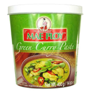 Mae Ploy Green Curry Paste - 400g