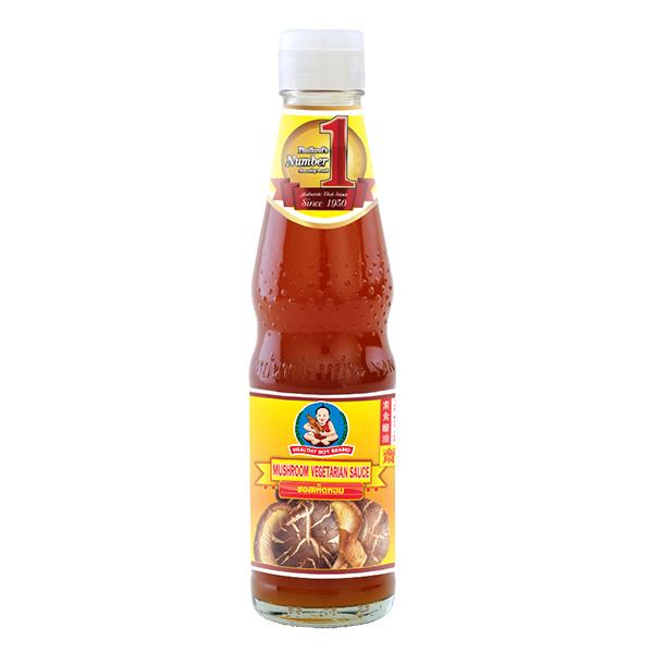 Healthy Boy Mushroom Vegetarian Sauce - 300mL