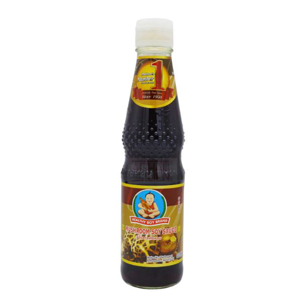 Healthy Boy Mushrooms Soy Sauce - 300mL