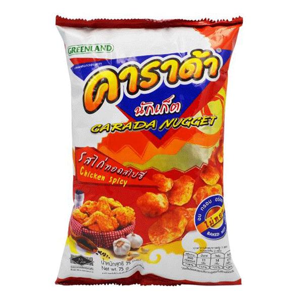 Carada Nugget Chicken Spicy - 75g