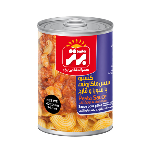 Pasta Sauce with Soya Mushroom - 420g