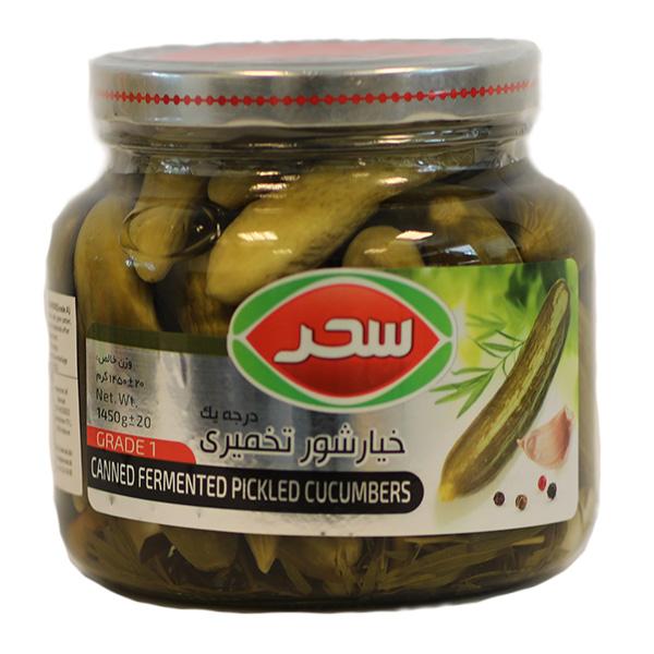 Pickled Cucumber - 1450g