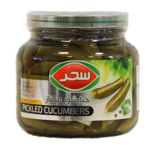 Pickled Cucumber (Grade A) - 1450g