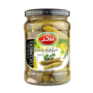 Pickled Cucumber (Grade A) - 640g