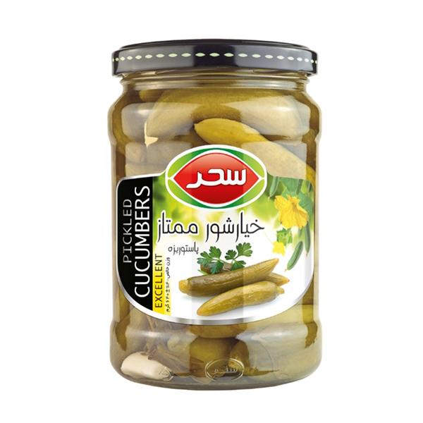 Pickled Cucumber (Grade A) - 640g